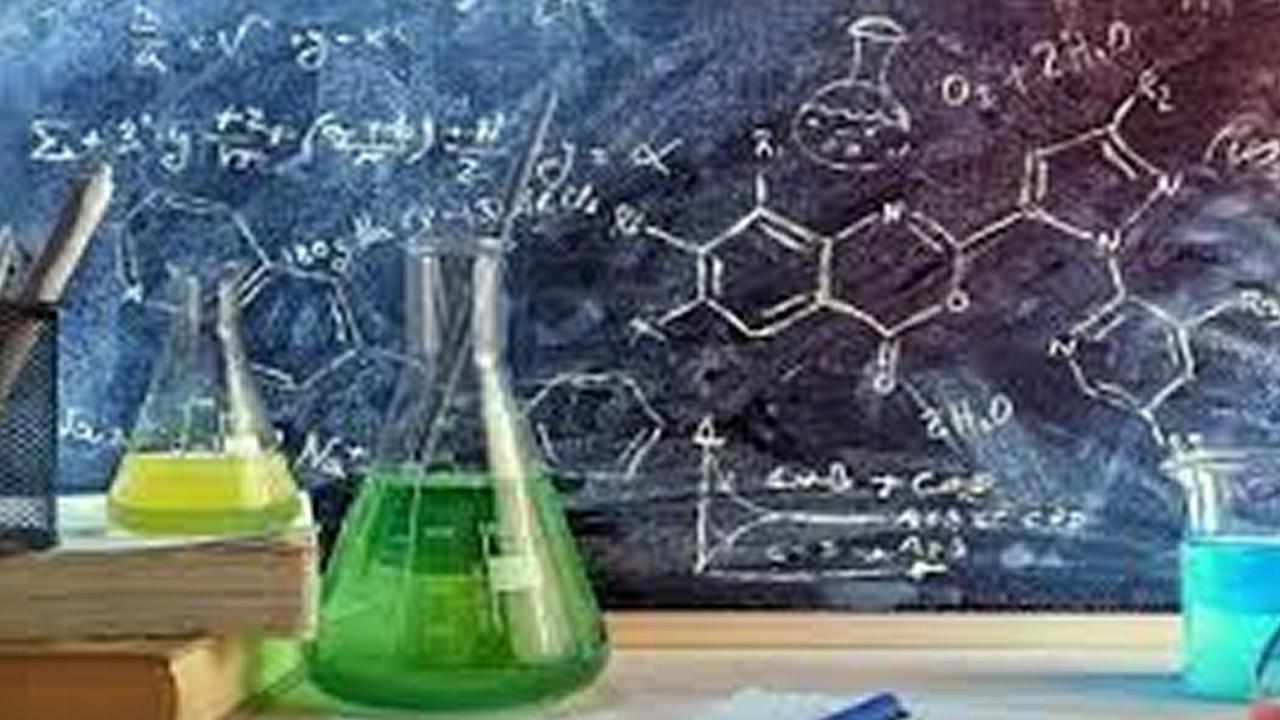 Química - Ensino Médio