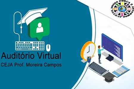 Auditório Virtual do CEJA